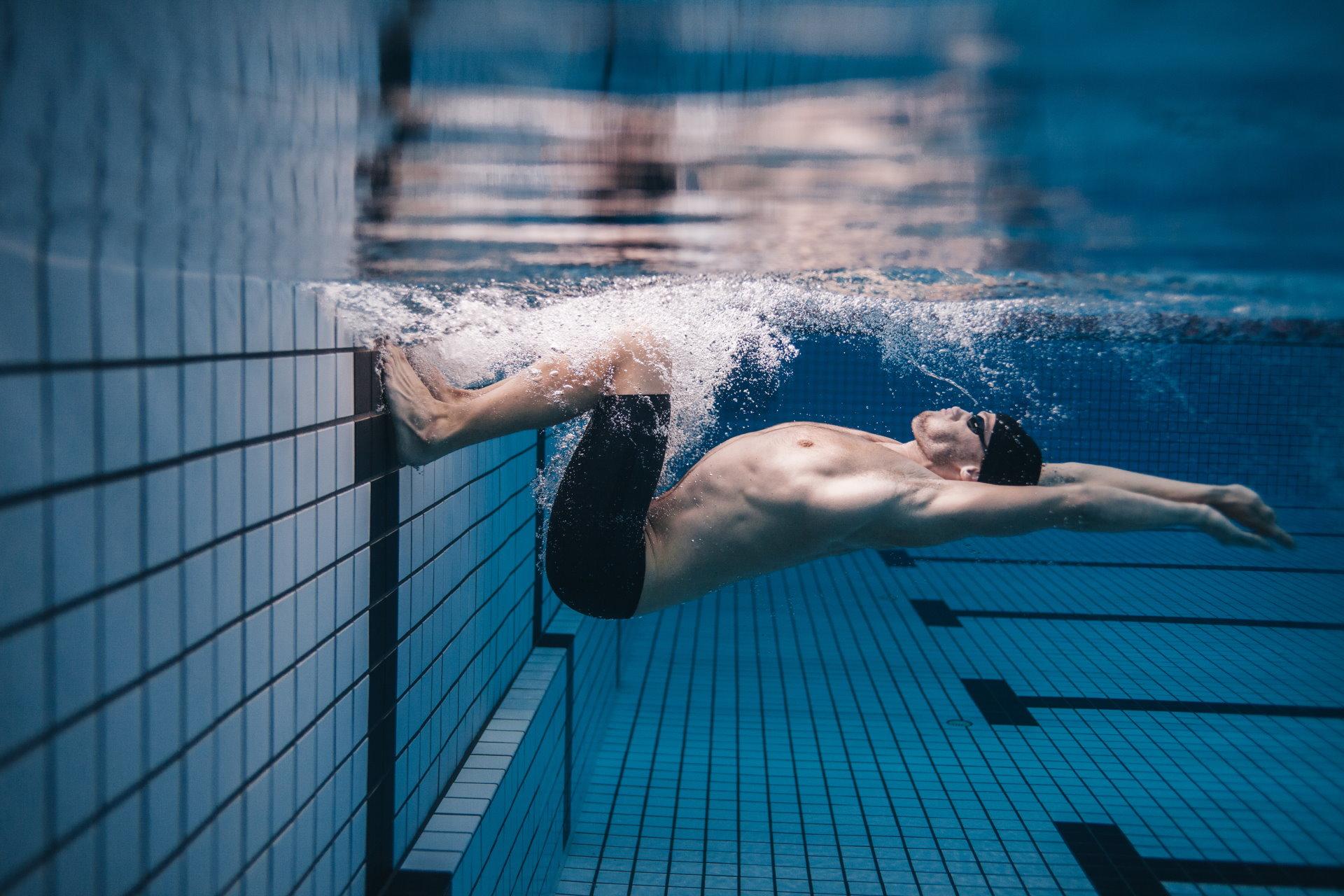 täiskasvanute ujumine Väimelas